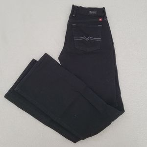 Lucky Brand Dungarees Jeans Black Size 4/27